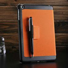 2015 Wholesale China Pretty design wholesale special jean book stand case for ipad mini