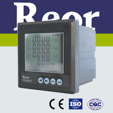 Made in China!R3000 Series small dimension AC 5A digital three-phase ammeter