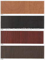 PVC wood grain sticky paper to cover furniture