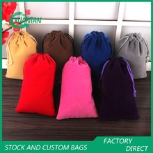 Fashion Phone Pouch Velvet Iphone 6 Pouch/ Bags