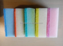 Low price new products household used foam sponge scrubber