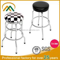 Wholesale cheap used metal industrial bar stool KP-BS001