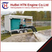Industrial n high pressure dewatering diesel water pump for sale