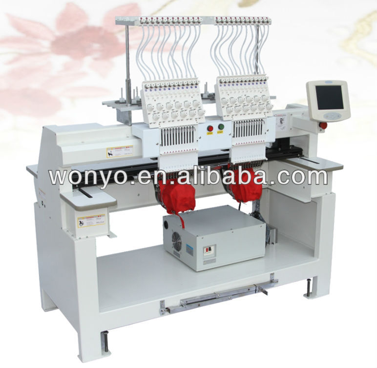 Embroidery Machine Price Used 8 Inch Touch Screen Computer Price Embroidery For Sale - Buy ...