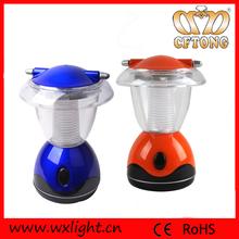 Portable Outdoor Used Bright Crank LED Lantern