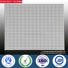 2015 Commercial ceiling tile, Aluminum square ceiling for Bedroom