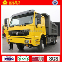 used trucks dubai Tipper truck Howo 6*4