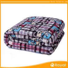 Fashion Eco-friendly Thin Cotton Blanket
