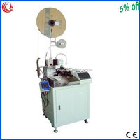 full automatic singe-core electronic cable crimping machine terminal crimping machine