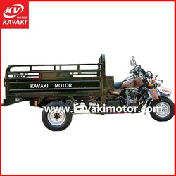 150cc/200cc/250cc/250cc hot sell gasoline three wheel cargo motorcycle made in China