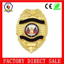 Hh- badge- 110 personalizado de aplicación de la libertad bajo fianza credencial oficial con su propio logotipo( hh- badge- 110)