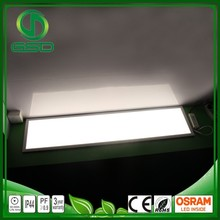 wholesale china ultra-thin recessed ceiling led panel light 1200x300 36w 48w 54w