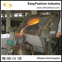 Vacuum Melting Plant Metal Smelting Furnace