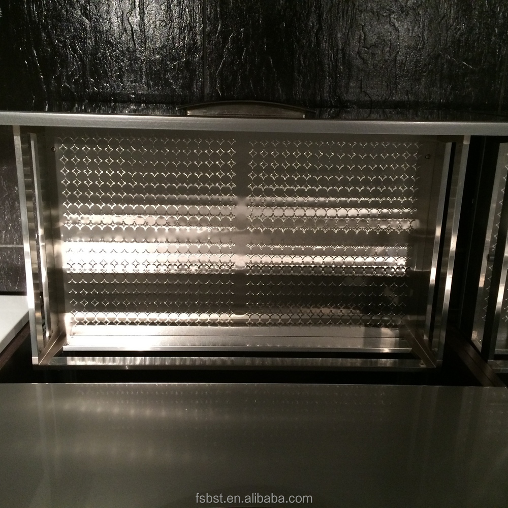 armadio da cucina moderna in alluminio prezzi mobili da cucina cucina modulare moderne prezzi di fabbrica