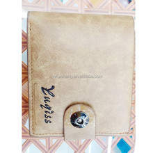 Factory price!High quality men genuine leather travel wallet(WT-150420006)