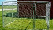 cheap dog kennel for dog shelters Easy to assemble dog run and disassemble
