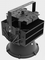 outdoor energy saving LED flood light copper pipe radiator led focus light