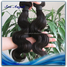 New Arrival Huge Stocks 6A Weaving Human Hair Import