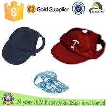 wholesale custom dog hat caps