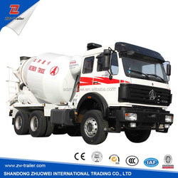concrete truck mixer price / mixer truck for sale
