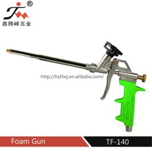 Professional hot foam gun/bathroom sealant gun