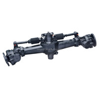 25-45 horse power front drive axle