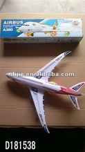 Electric Toy Aircraft Battery operated Toy plane