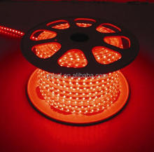 2015 popular christmas decoration 110v waterproof led strip light