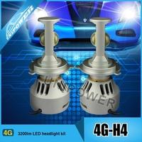 Best seller led h4 motorcycle headlight, h4 led headlight for motorcycle or motorbike
