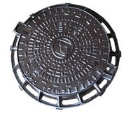 Security Manhole Cover/Anti Theft Locking Manhole Covers on road