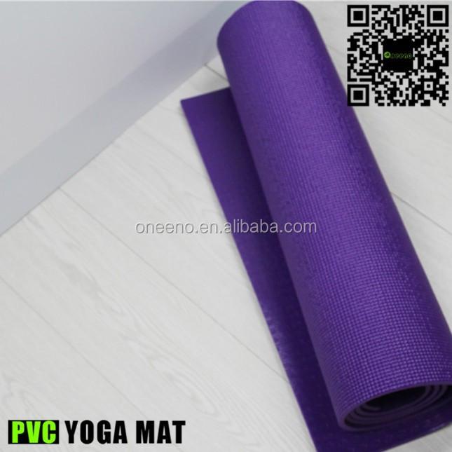 Hot Pvc Eco Yoga Mattress Buy Yoga Mattress Eco Yoga