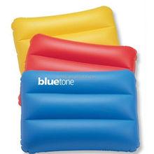 automatic inflatable pillow/ travel pillow /bone shape neck pillow
