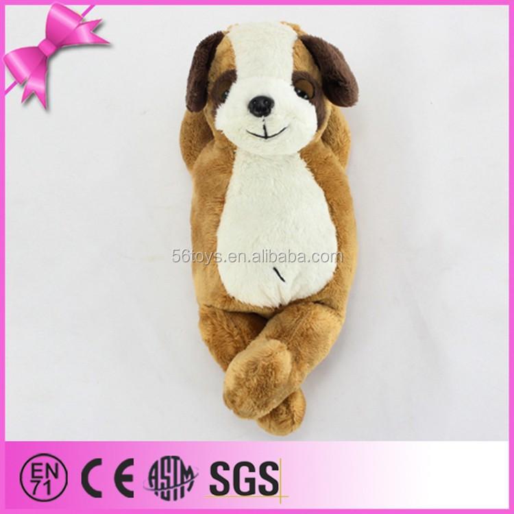 Fake Toy Dogs : China kid toys fake fur sleeping dog soft