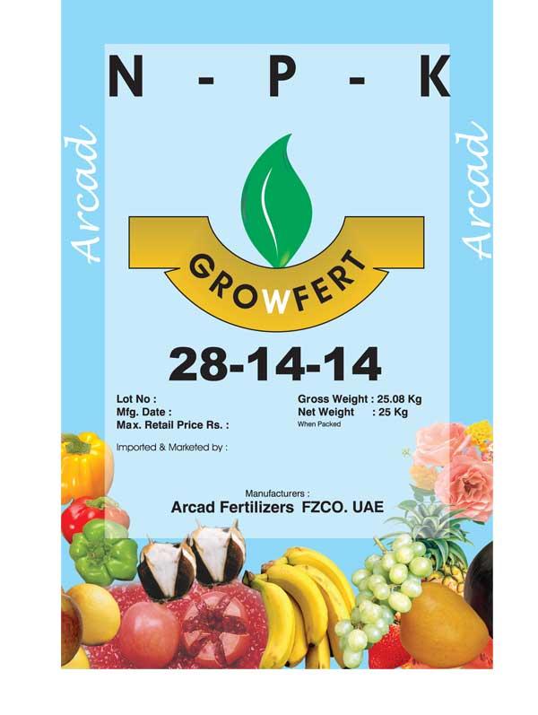 Npk fertilizantes