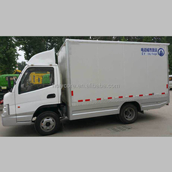 chana electric cargo mini van for sale made of composite material holypan