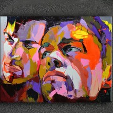 Frame and Stretched modern decor canvas oil paintings for your home