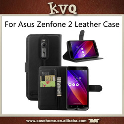 ZE550ML PU Leather Wallet Flip Case Cover For Asus Zenfone 2