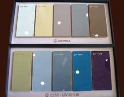 Water Resistant MDF UV Sheets with Melamine MDF