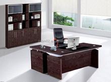 2015 Modern Wood MDF Melamine +Metal Office Executive Table/Desk