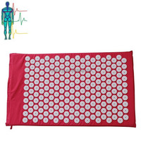 Professional body exercise yoga massage mat with factory price