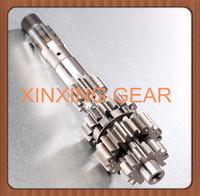 Motorcycle Transmission Gear Box Gear Shaft Assy