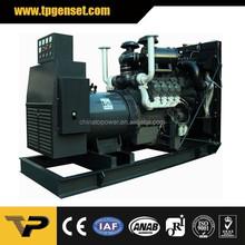 200kw 250kva three phase deutz diesel electric generator for sale with best price