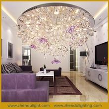 wholesale K9 crystal chandelier decoration modern light for wedding