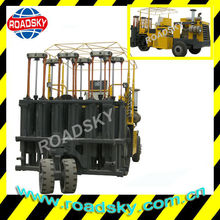 Multi-Head Concrete Road Building Equipment For Road Construction