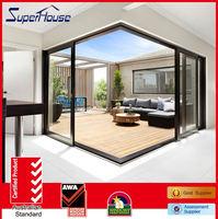 Australian AS2047 standard garage sliding screen door