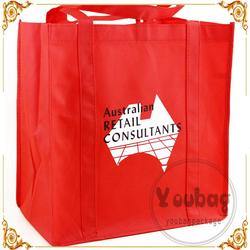 New Design Fashion non-woven resuable shopping bag made in China