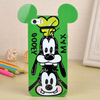 hot sale cute cartoon characters grafitti mickey minnie mouse Donald Daisy Chip Goofy phone covers phone cases for iphone 5 5s 6