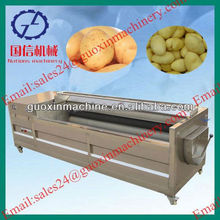 High quality stainless steel GXI vegetables cleaning and peeling machine