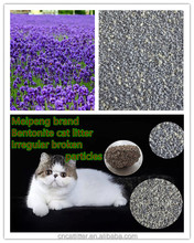 Hot Sale!!!Clumping recycled bentonite cat litter,kitty sand