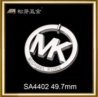 Song A Metal mk handbag metal tags / metal luggage tag